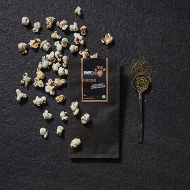 Popcorn Dog Treat